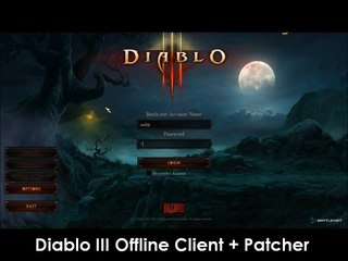 How to play Diablo 3 offline - [Patch 2.2.0] - RoS approved - April 2015