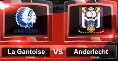 Match du jour: découvrez La Gantoise-Anderlecht et les autres affiches de la semaine