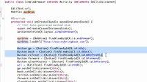 90. Android Application Development Tutorial - 90 - WebView navigation methods