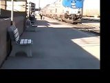 Amtrak Southwest Chief #3 Arriving in  ABQ, by Anton