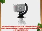 Custom Brackets Digital PRO SV Kit Studio Version Rotating Camera Bracket for Digital