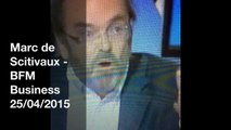 """Les """"Républicains"""" ? Marc de Scitivaux réagit à la proposition de Nicolas Sarkozy."""