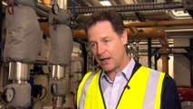 Clegg: Lib Dems will guarentee the safety of the economy