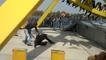 Un homme percuté par la nacelle d'un manège en Irak