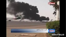 Yemen, distrutta dai raid sauditi pista dell'aeroporto di Sanaa