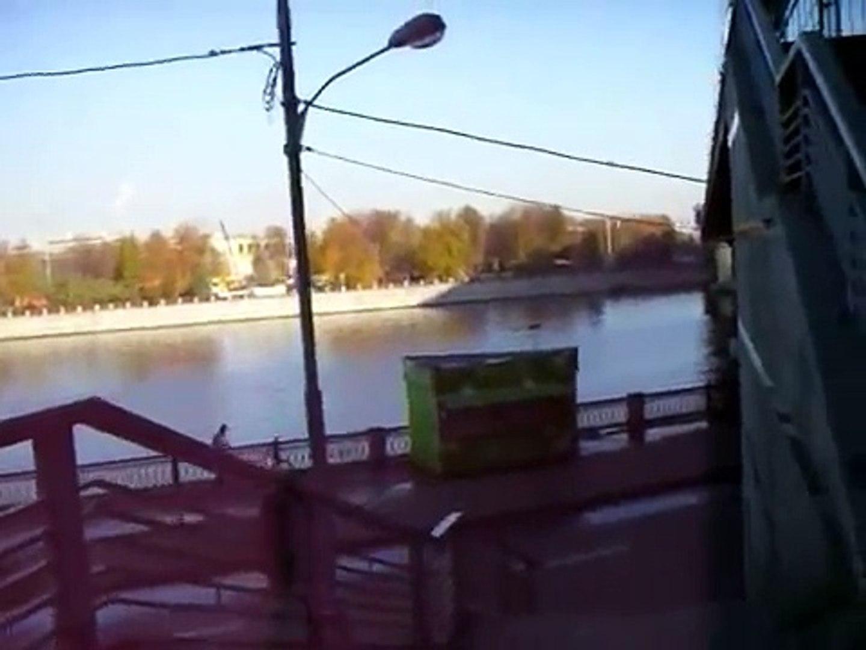 Moscow metro : Sparrow Hills Воробьёвы го́ры