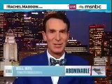 Bill Nye Science Guy on Rachel Maddow Talking About Climate Change