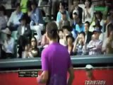 Some Rallies of Tennis Involved By Rafael Nadal