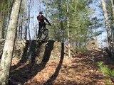 Exeter Woods Mountain Biking