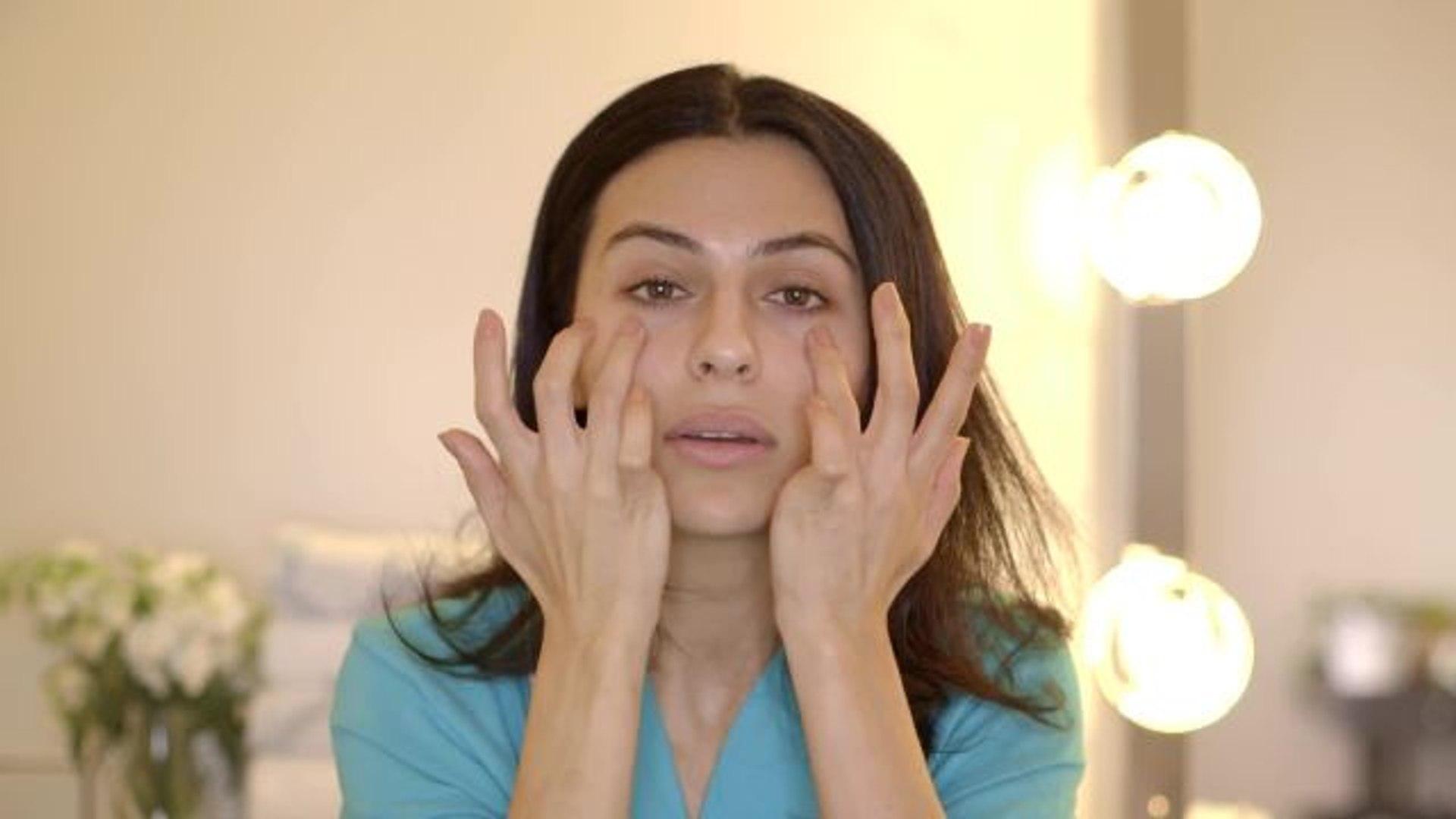Teni Panosian's Morning Skincare Routine