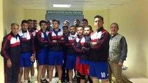 Koç Fest - Muğla Sıtkı Koçman Üniversitesi Erkek Voleybol Takımı