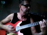 Black Sabbath - Paranoid (guitar cover) - by Brutus