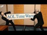 AOL 網路公司收購哈芬登郵報 (AOL buys Huffington Post)