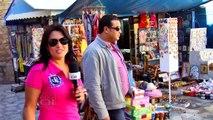 Programa Por Aí na Tunísia - Hammamet e Sid Bou Said