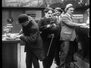 Charlie Chaplin - The Vagabond 1916