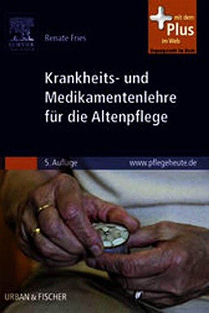 Download Krankheits Und Medikamentenlehre Für Die Altenpflege Ebook Fb2