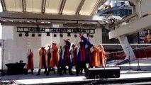 Japanese festival 27 July 2014 - Japanese dance in Canada (yonge Dundas square)