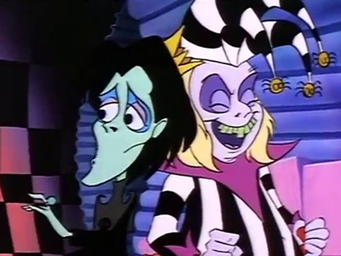 Beetlejuice The Animated Series S1e17 Prince Of The Neitherworld Video Dailymotion