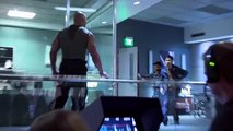 Furious 7 Exclusive Featurette - Hobbs vs. Shaw Fight (2015) - Dwayne Johnson Action Movie HD