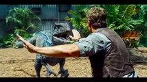 Jurassic World Official Trailer #2 (2015) - Chris Pratt