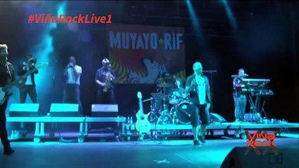 MUYAYO RIF - VIÑA ROCK 2015