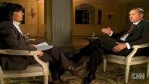 Turkish Prime Minister: Recep Tayyip Erdogan Denying the Armenian Genocide on CNN 13-04-2010