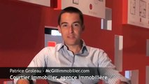 Courtier immobilier Agence immobilière - Blogue video McGill immobilier