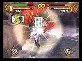 Naruto: Narutimate Hero 3 Naruto vs Sasuke
