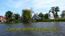 Netherlands Windmills Zaanse Schans Zaandam Noord-Holland Molens Nederland