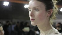 Backstage Makeup du Festival de Hyères 2015 avec Chanel