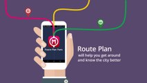 Route Plan - Paris Metro & Street Map App for Android and iOS