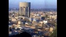 COMBAT FOOTAGE! Battle on Haifa Street, Baghdad, Iraq - Fierce fighting!