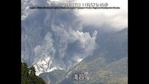 Incredible Footage | Japan's Mt. #Ontake Volcano Eruption | Sep 27, 2014