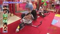 Le jeu TV au Japon pour écarter les jambes des filles
