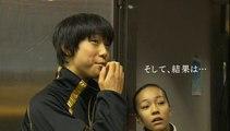Japanese Junior Figure Skating Championships 2008 (Yuzuru Hanyu, Tatsuki Machida, & Daisuke Murakami)