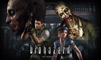 Bio Hazard HD Remaster [JAP](Direct live PS3)[HD]
