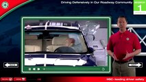 Three Stages of a Collision, DDC4 6th Edition - National Safety Council driver course excerpt