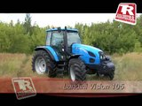 Landini Vision 105 - technikarolnicza.pl