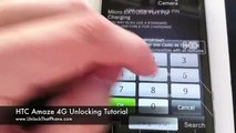 How To Unlock HTC One SV For Free UK/USA (At&t, Tmobile