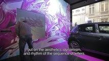 New Peugeot 108 | Peugeot Avenue Street Art