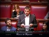 Cozzolino (M5S): fiducia legge elettorale, una violenza verso il parlamento - MoVimento 5 Stelle
