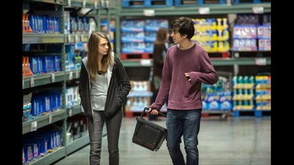 Paper Towns (2015) trailer review