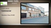 For Sale - Commercial - Moerbeke-Waas (9180)