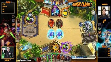 SuperClash HearthStone : Torlk vs Un33d
