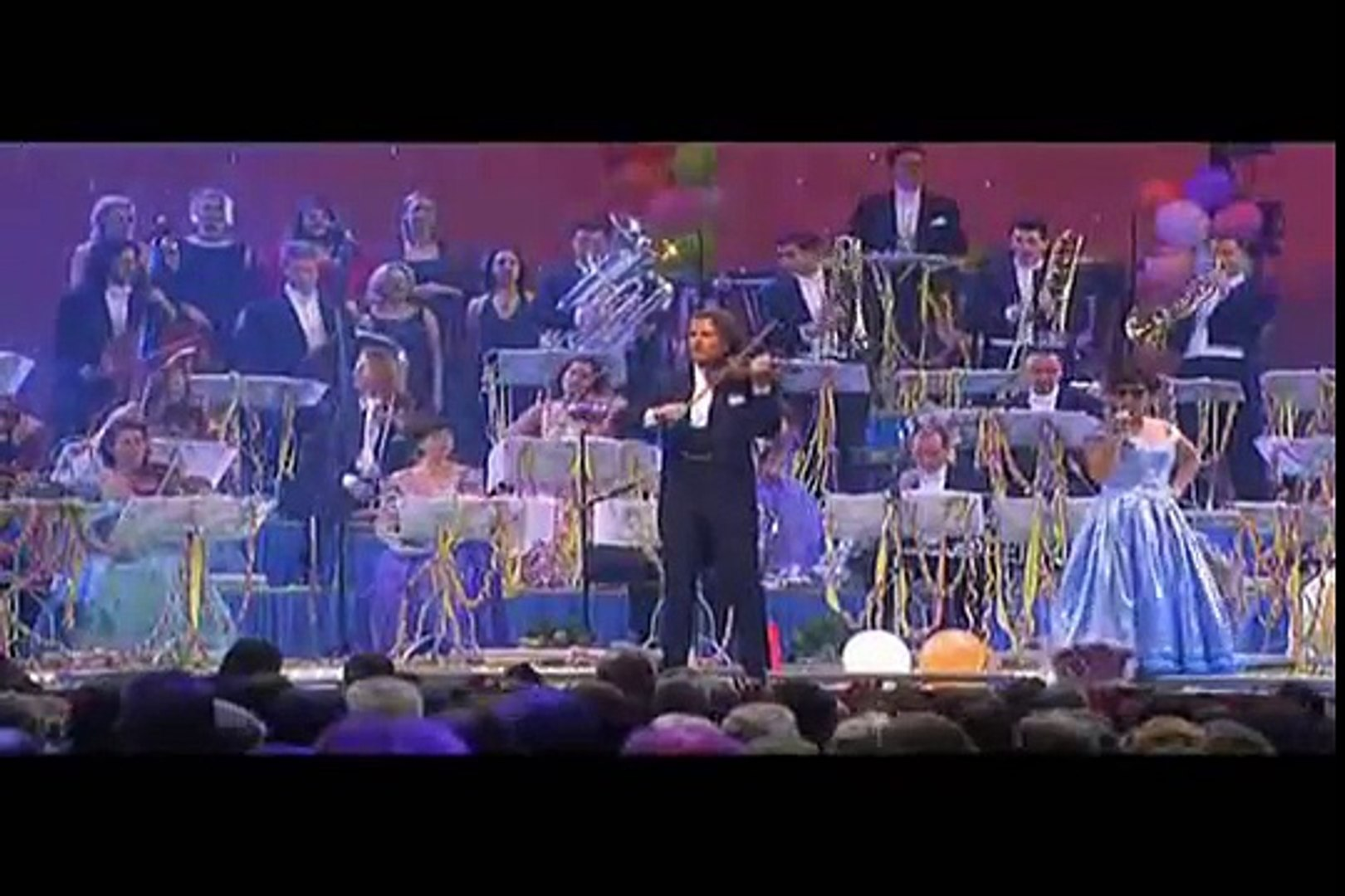 Tirol Rock André Rieu The Johann Strauss Orchestra Video Dailymotion