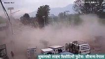 Népal : tremblement de terre