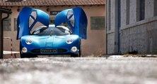 Toroidion 1MW Concept : 1360 ch et 100% électrique