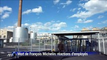 """Mort de François Michelin: des ouvriers saluent un """"grand homme"""""""