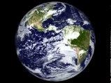 Rotation 3D de la planète Terre - Planet earth rotation