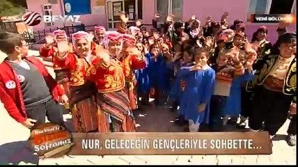 Nur Viral ile Bizim Soframız 30.04.2015 Burdur/Aziziye Köyü